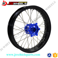 17 Inch YZF250F Original Vintage Sport Motorcycle Spoked Alloy wheels