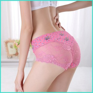 Hot Sell Young Girls Panties Girls Underwear Panty Mode
