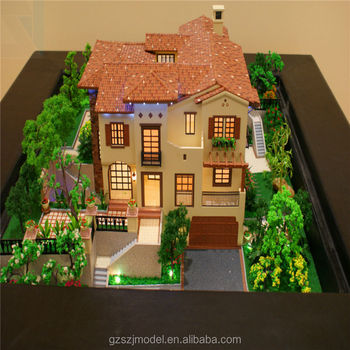 model houses with landscape led light miniature people buy