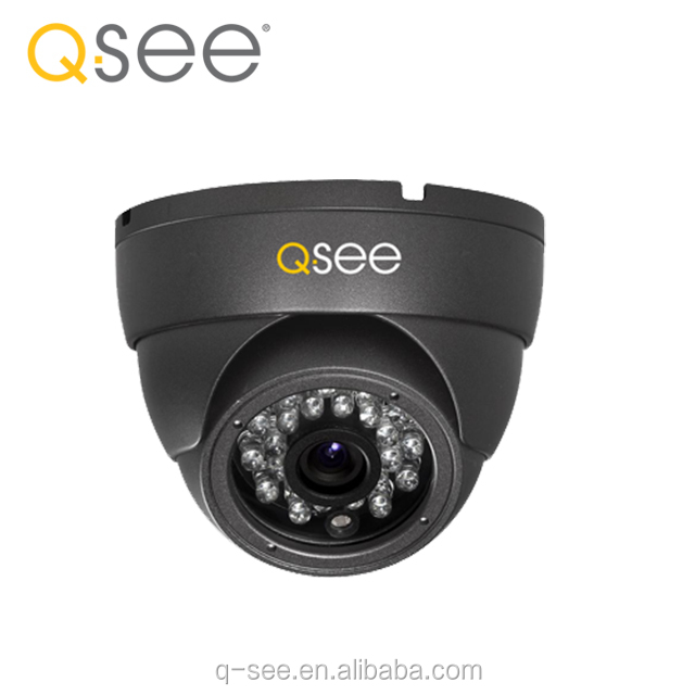 Q-SEE Hot selling 2.0MP AHD/CVI/TVI/ANALOG 4 in 1 IR-CUT OSD Switch Dome security cctv camera