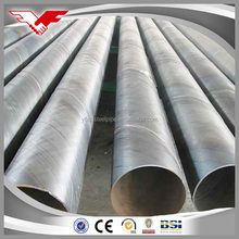 High quality custom q235 large diameter spiral steel pipe on sale for wholesale