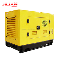 guangzhou factory price sale 20KW power silent electric 25kva single phase diesel generator
