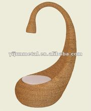 designer outdoor rattan egg chair