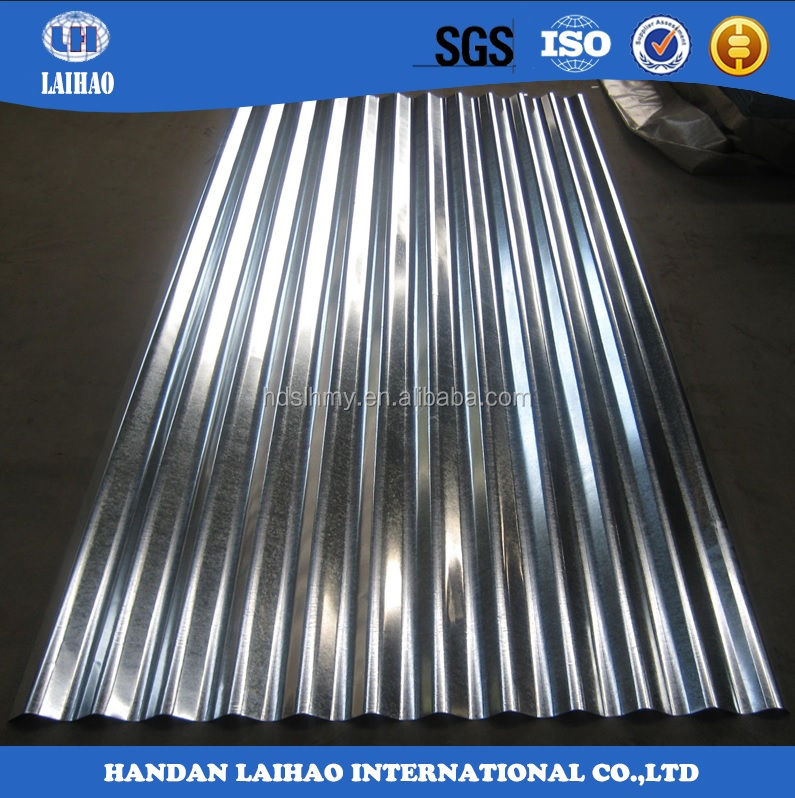 DX51DnGalvanized steel corrugated steel sheet galvanized steel roofing panel
