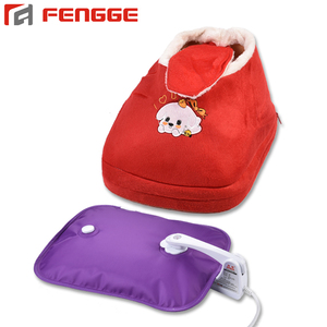 Rechargeable Feet Warmer Heat Pack Electric Hot Water Bag for Warming Foot