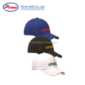 No Minimum Custom Logo Printed Hats Mens Baseball Hat