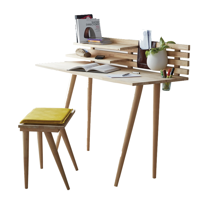 High Quality Office Desk: High Quality Writing Desk Wooden Desk Wood Office Desk For
