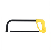 ABS Plastic Handle Cutting Hand Saw Blade Hacksaw Frame