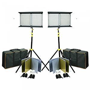 Camtree 2pc 2000 Led Light (C-2000-2)