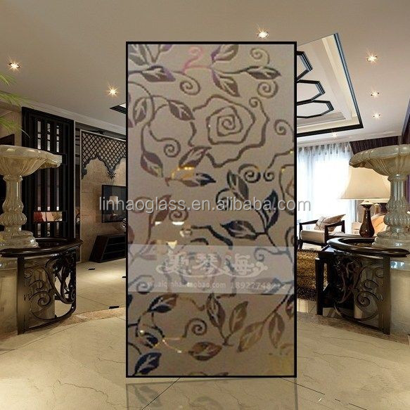 Glass Etching Designs For Wall Partition Buy Acid