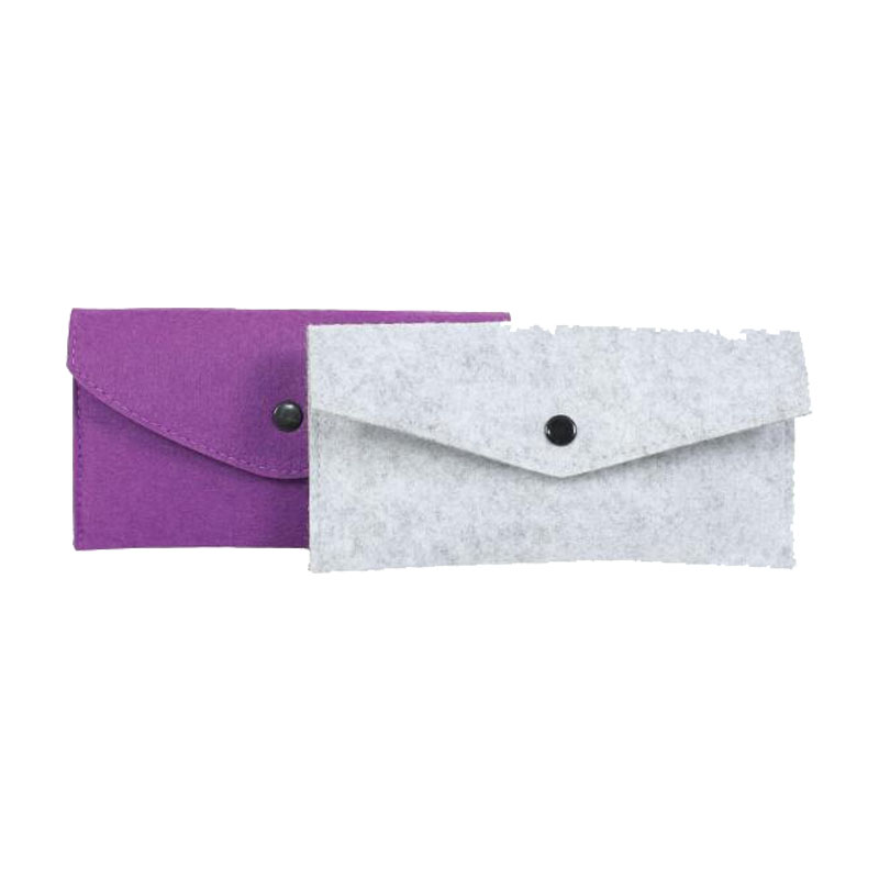 휴대용 Felt 안경 Case 선글라스 Storage Case Pouch Bag Soft Felt Glasses case