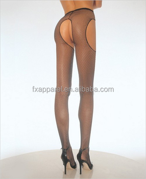 Nude women panties and stockings join