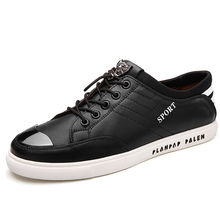 Genuine Leather Shoes Mens Formal Deck Shoes