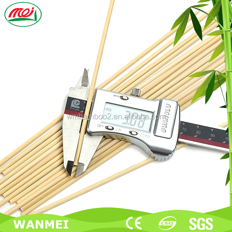 Bbq tools bbq grill accessories set bamboo satay sticks for chicken