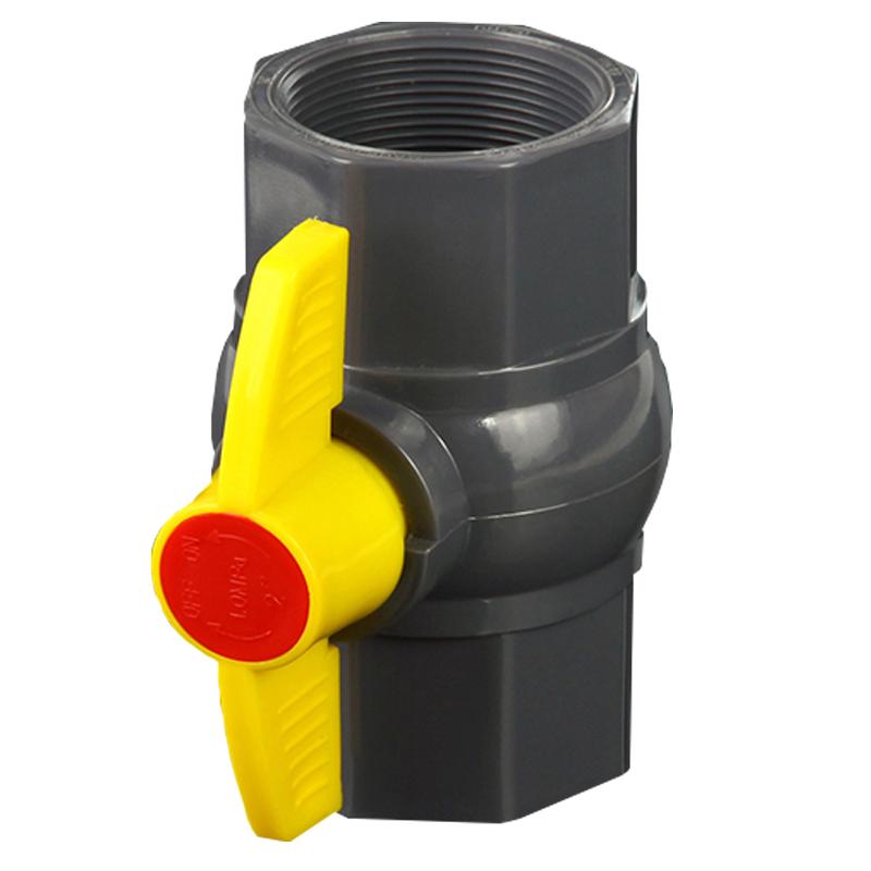 Best price pvc ball valve handle ball valve 110mm  directional valve