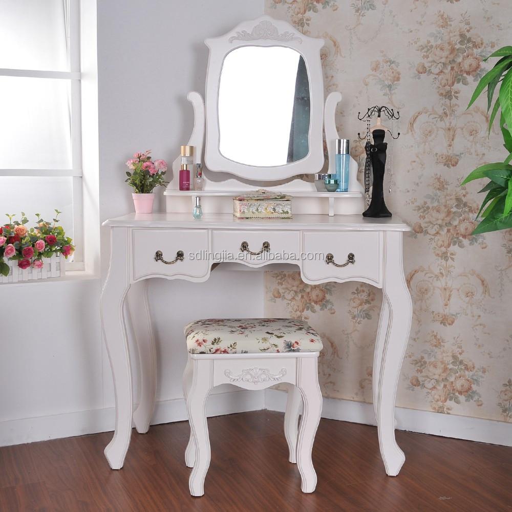 Murah Sederhana Putih Jepang Furniture Cermin Meja Rias Buy  # Muebles De Tualet