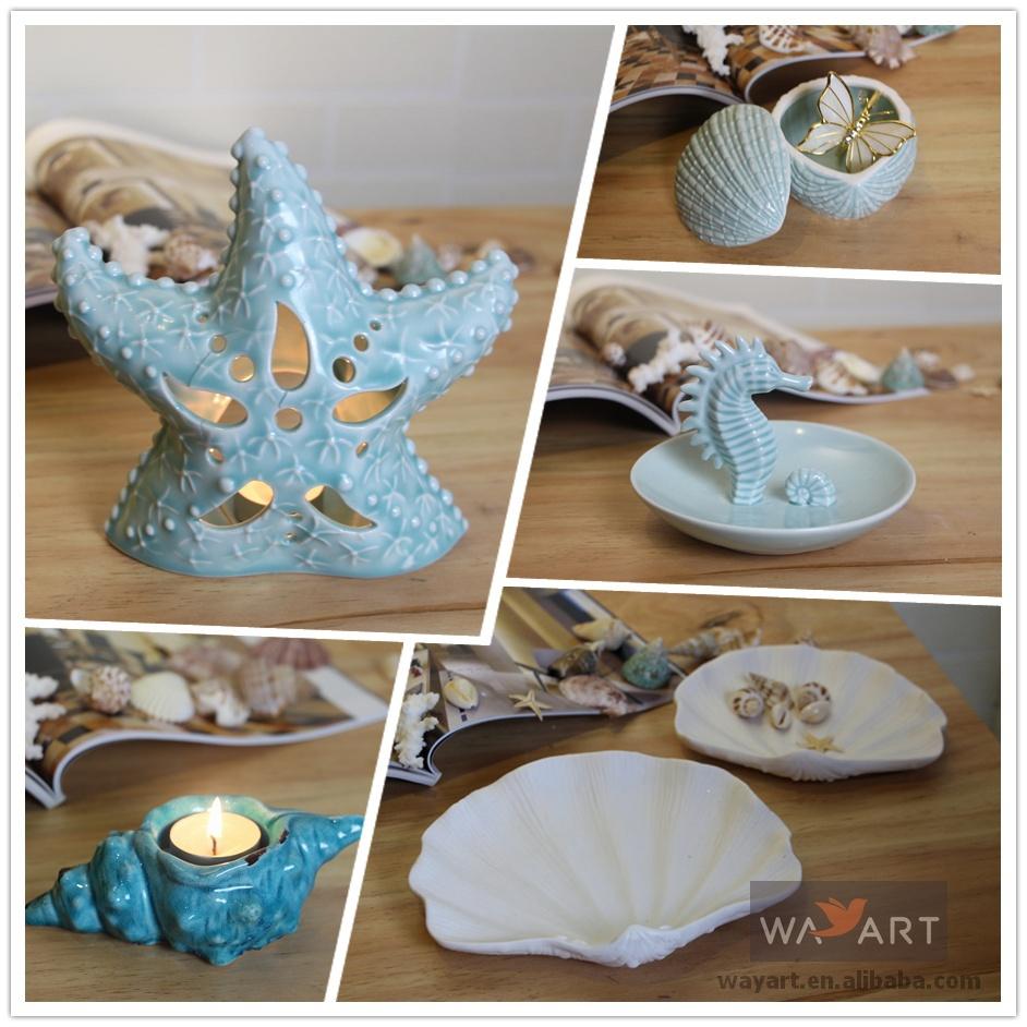 Fantastic ceramic blue sea snail shell decorative flower vase fantastic ceramic blue sea snail shell decorative flower vase reviewsmspy