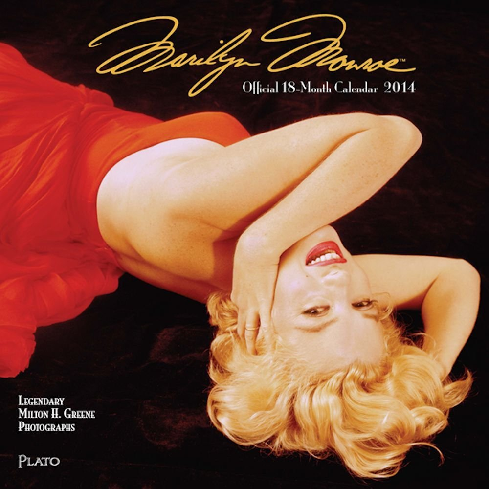 Marilyn Monroe Calendar 2014 - Wall Calendar