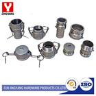 Stainless steel 304/316 camlock coupling (MALE AND FEMALE A+D)