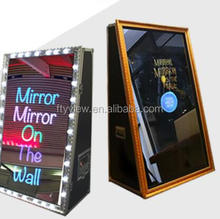55 inch lcd-scherm <span class=keywords><strong>spiegel</strong></span> <span class=keywords><strong>photo</strong></span> <span class=keywords><strong>booth</strong></span> voor party