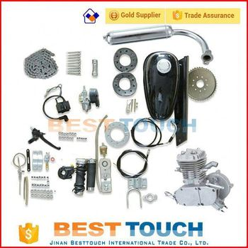High Performance 70cc 2 Stroke Single Cylinder Bike Engine Parts Engine  Bicycle In Stock - Buy Pocket Bike Engine,Single Cylinder Bike Engine  Kit,Bike