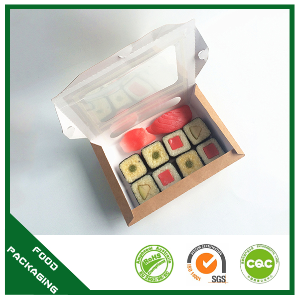 kimbab take away box food package box