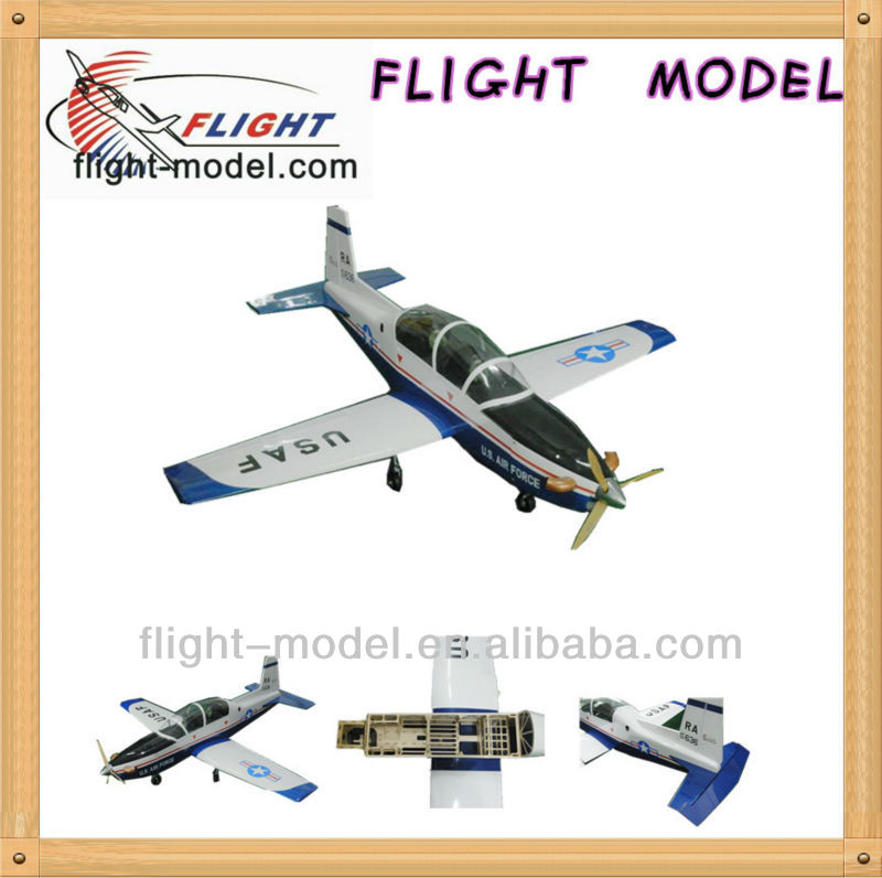 "Rc gas plane 30cc T-6A Texan 78.7"" 2012 new arrival Rc plane"