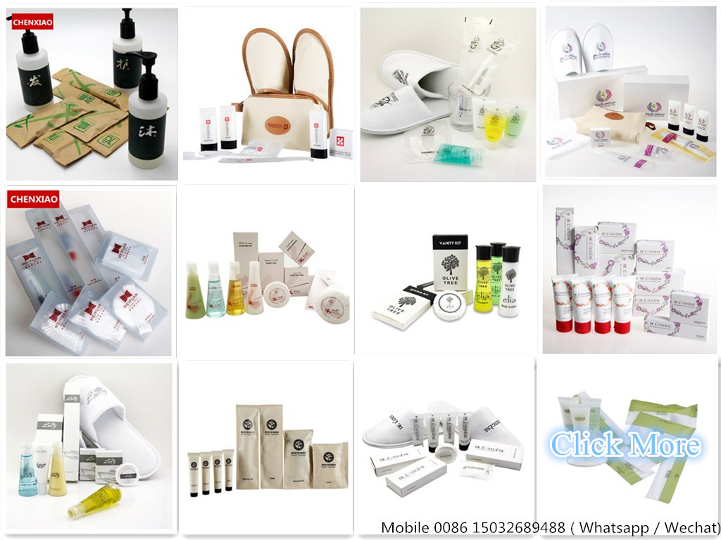 hotel amenities wholesale amenities hotel slippers welcome set amenities for hotel