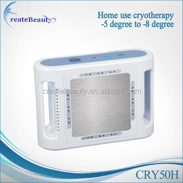 Home use mini cryo freezer for body slimming