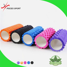eva foam yoga massage roller portable high density eva foam roller eva grid foam roller pilates