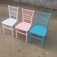 No Folded and Modern Appearance kids chiavari chair