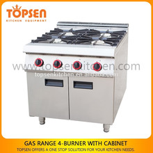 Commercial Electric Cooker/Kitchen Table Top Cooker/6Burner Table Top Gas Cooker