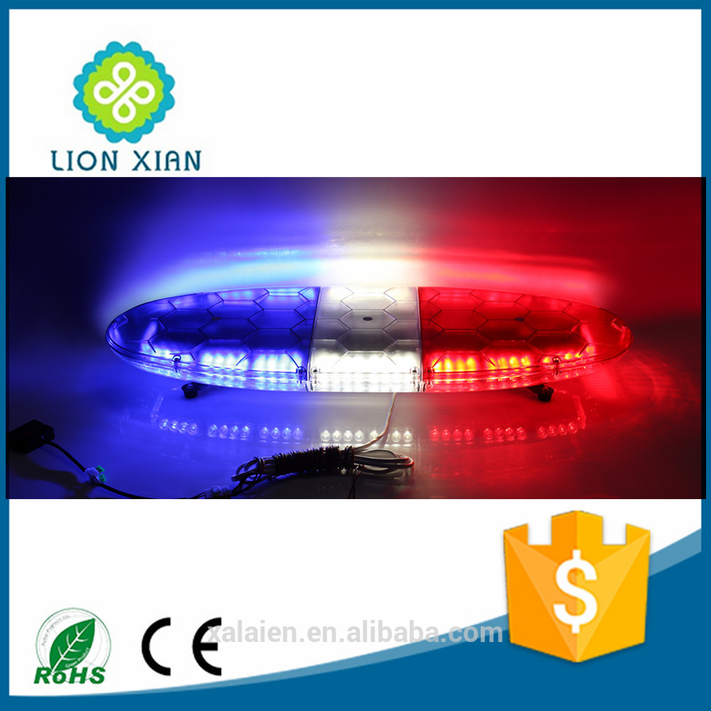 vehicle safety led warning ambulance small beacon lamps