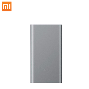 100% Original Xiaomi Power Bank 5000mAh Mi 5000 mAh External Battery Portable Charger Mobile Powerbank for Smart Phone Pad