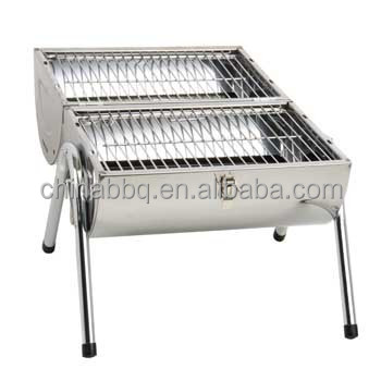 Good Quality Commercial Pro Portable Stainless Steel BBQ Gas Grill