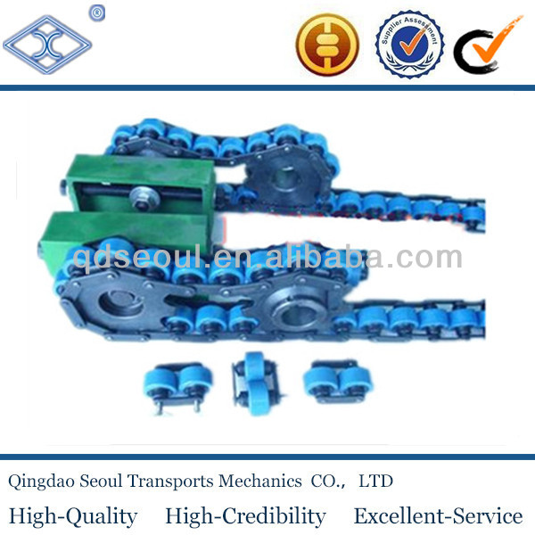Plastic double plus chain for producing line BS25-C208A