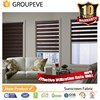 Automated Outdoor Uv Window Roller Blinds fabric For Porch