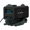 Laserworks Hunter 700 Shockproof Iron Sight Rails Mounted Laser Rangefinder with night reading OLED display