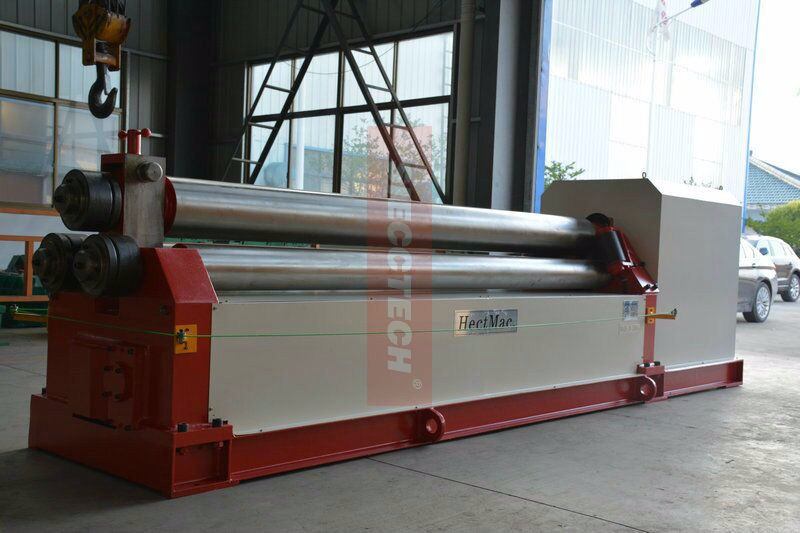 pyramid roll bending machine,sheet plate bending machine,4 roller hydraulic plate rolling machine