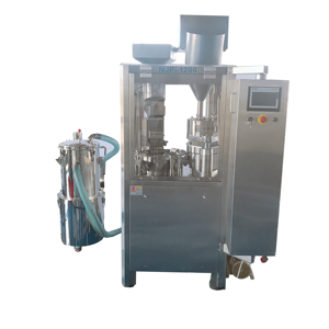 NJP 1200 GMP stainless steel fully automatic hard gelatin capsule filling machine