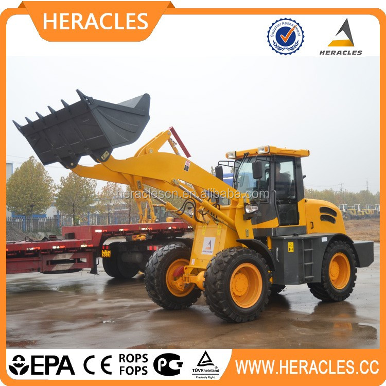 New technology low price 3 tons wheel loader for sale