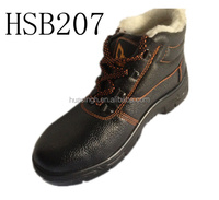 wool lining snow resistant steel midsole winter safety industry shoes