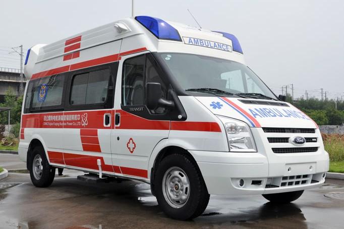 2014 Ford Transit High Roof Icu Ambulance - Buy American ...