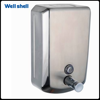 Bathroom stainless steel Wall Mount Liquid Soap Dispenser