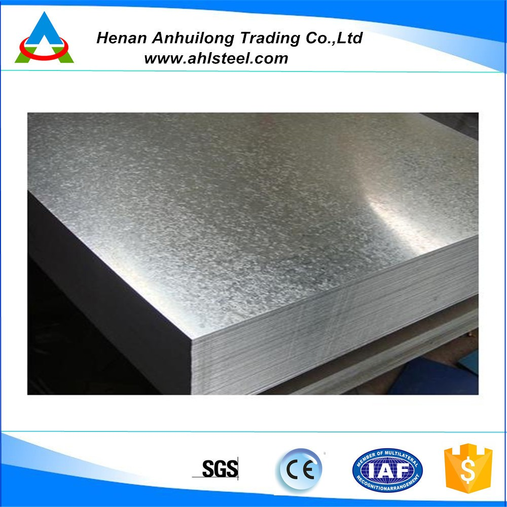 Price Of Galvanized Iron Plain Sheet For Roofing Cheep