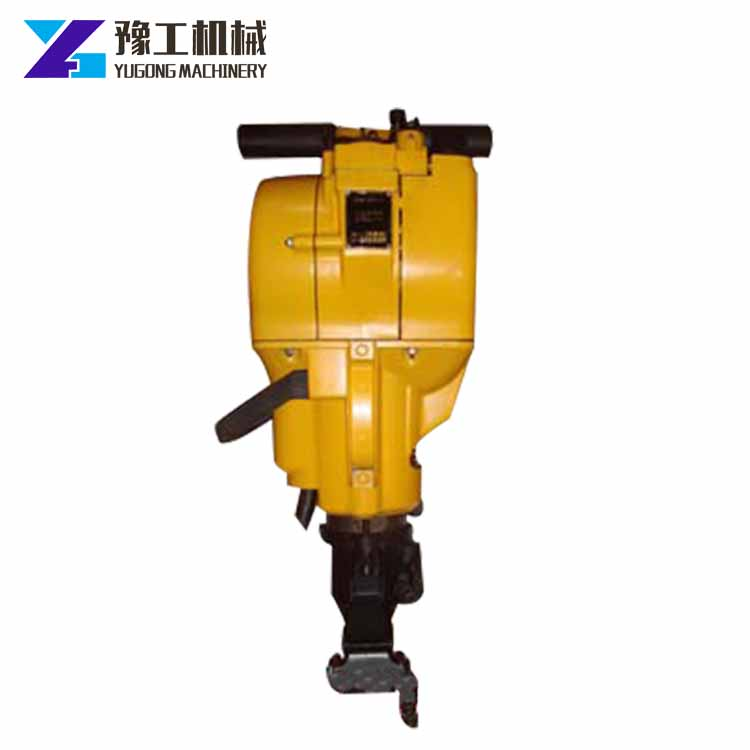 Petrol Powered Internal Combustion Rock Drill Jack Hammer