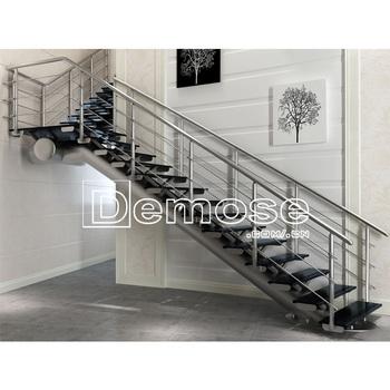Ronde Escalier/moderne En Acier Inoxydable Incurvée D\'escalier - Buy  Escalier En Bois D\'acier Inoxydable,Atterrissage D\'escalier En Acier,Cas ...