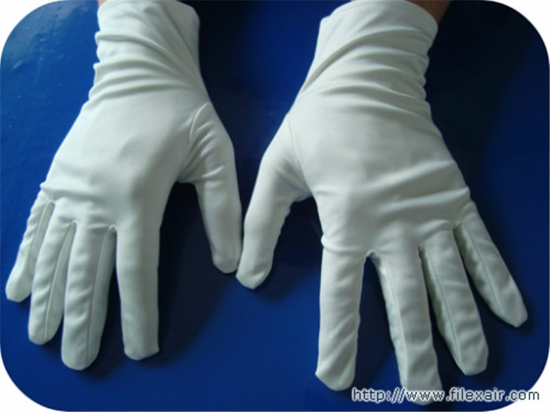 Magic Microfiber Esd Top Palm Fit Jewelry Gloves