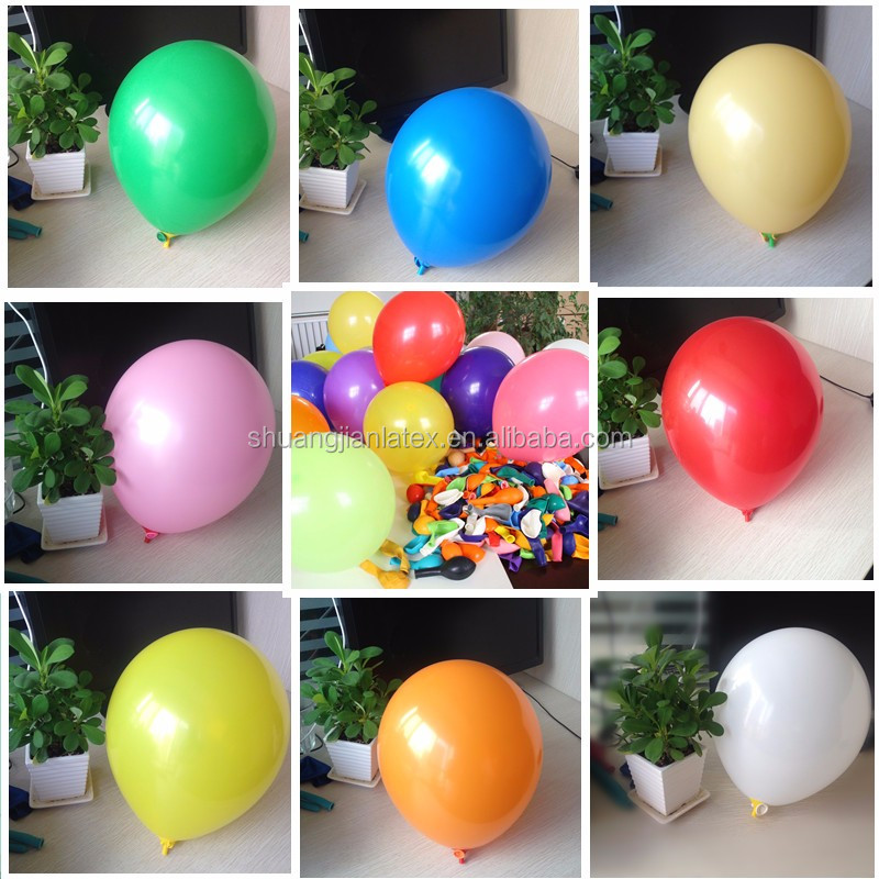 12 inch Pressure latex rubber balloon