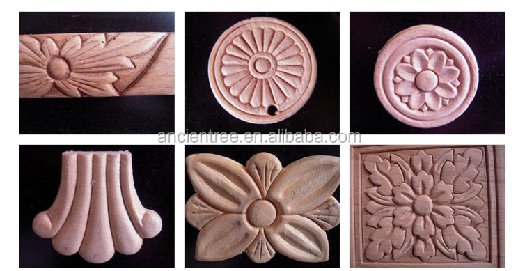 Chinese Wood Crown Wood Moulding